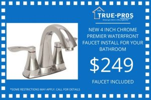bathroom faucet install florida
