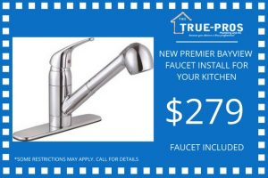 kitchen faucet install florida